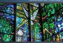 STAINED GLASS / by Joann McRoy