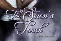 The Siren's Touch / Inspiration and research for my romance novel releasing July 21, 2015 from Lyrical/Kensington.    http://www.amazon.com/Sirens-Touch-Amber-Belldene-ebook/dp/B00PP2ZXBY/  https://www.goodreads.com/book/show/25840826-the-siren-s-touch / by Amber Belldene