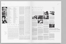 DESIGN // Layout // Editorial / Layout and grid