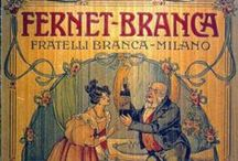 Arte Retrospectivo / Obras Únicas que acompañan a Fernet Branca.