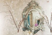 Beautiful Mirrors / by Jo-Ann Manna