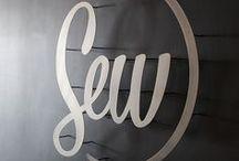 DESIGN // Signage & Wayfinding / Way Finding + Signage