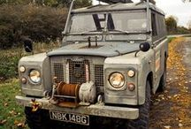 Land Rover. The Best 4x4 By Far. / by Kenneth Jaworski