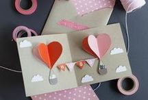 Be my Valentine / Love themed craft ideas and bakes / by The Craft Train