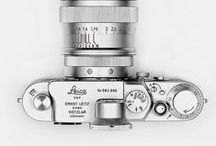 Leica / The classic style and perfection of Leica (and a few other non-Leica classics) / by Kenneth Jaworski