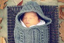 Baby-Strick / Die schönesten Anleitungen für zuckersüße Baby Outfits