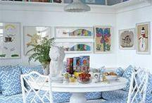 I Love Breakfast Nooks / Pretty Spaces