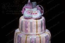 Cake / This cake made of diapers continues a series of gifts for the smallest and the most important people in the world - children!
