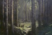 Of the Dark Woods & Pagan Mythology ~ / Ibid.