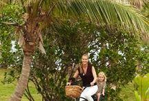 Island Style / India Hicks Bahamas Island Home