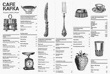 DESIGN // Layout // Menu Design / F & B menu Design