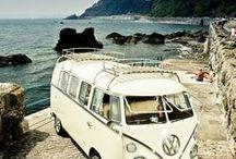 VW T1 / most beautiful cars