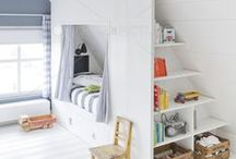 Creative play spaces / by The Craft Train