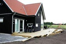 Fasad och anläggning