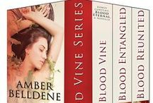 Blood Vine Series Casting Couch / by Amber Belldene