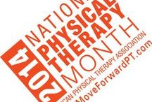 October - National Physical Therapy Month / by Dresher PT