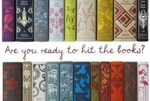 Books / All things book related. We love books.