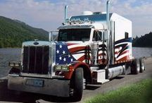 Logistic / Drivers / Follow this board for cool semis, trucks, tips for truckers and trucker life style.
