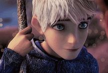 Jack Frost & Rise of the Guardians