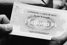 Harry Potter / Magic is around us.