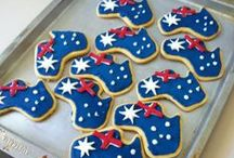 Australia Day for Kids / Aussie themed crafts, activities, books, recipes and ideas for kids / by The Craft Train