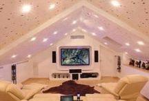 Tetőtér design
