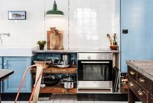 Кухни • | • kitchens