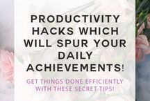 Productivity & Time Management / Staying on top of your to-do list doesn't have to be tough. Here's how to master getting things done, manage your time, and plan the perfect productive life.