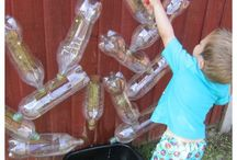 Recycling / Visual fun ways to educate our children to recycle