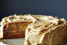 Cook cake