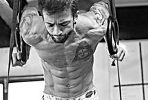 Workout, sport, extreme
