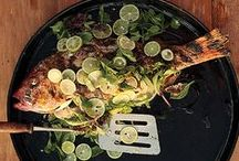 Fish Recipes / Turn your big catch into tonight's feast with these great recipes for year round catches. For other recipes check Take Me Fishing's blog page: http://blog.takemefishing.org/