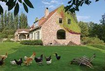 There's no place like home!  / Ecco la casa che vorrei... <3