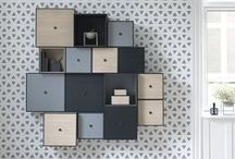 Organized Living / Ways to make your home or work more organized!