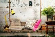 Puur & Origineel / Dit bord bevat wooninspiratie, woonadvies en woontrends die vallen onder de stijl 'Puur & Origineel