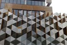 Architectural Screens / Inspiring effects achieved using architectural screens.