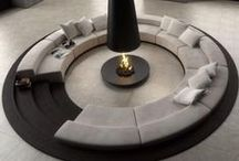 Fireplaces  / Let these well-decorated hearths inspire your own fireplace design.