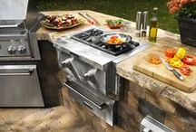 Grilling Spaces