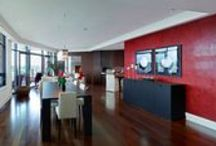 Armourcoat Private Residences / Beautiful interiors in private houses.