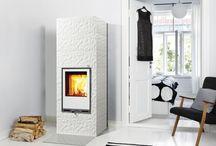 Tulisijat // Fireplaces