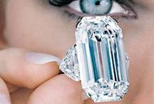 Diamonds are a girl's best friend…. / Engagement rings, wedding jewelry, wedding gifts and beautiful heart stopping bling!