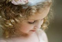The Little Ones / flower girl dresses, inspiration for the little ones to shine in on your wedding day