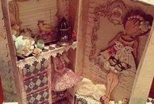 Julie Nutting / Fascynacja primowymi laleczkami :D