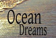 Ocean Dream Homes / An ocean way of life ...a beautiful home close to the beach somewhere, now that would be heaven. / by Mia Russo ~ The Universe & I