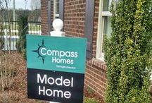 Model Homes / To see some of our previous work and get inspiration for your project, we invite you to visit our model center. The model center is open Tuesday-Friday from 8-6 and Saturdays from 10:00-4:00. We're conveniently located at 2225 Highway 72 E, Huntsville, AL 35811