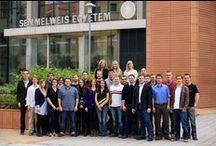 student association of Semmelweis - diákszervezetek / Diákélet a Semmelweisen