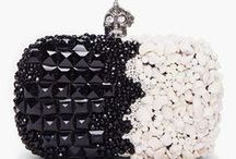 Accessorize it….. / wedding purses, bridal clutches, white clutches,