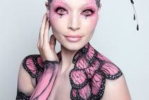 Make up - Bodypainting