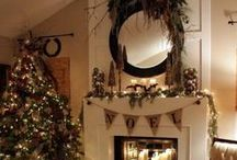 Winter Holiday Decoration Ideas / Get in the Holiday Spirit with these decor ideas!