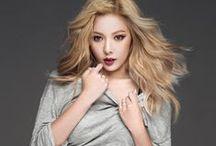 Kim Hyun Ah / Hyuna | 4minute